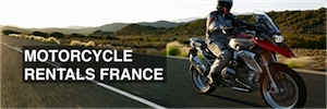 East coast Motorcycle Tours And Rentals In France