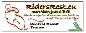 Riders Rest Bikers B and B Central Massif