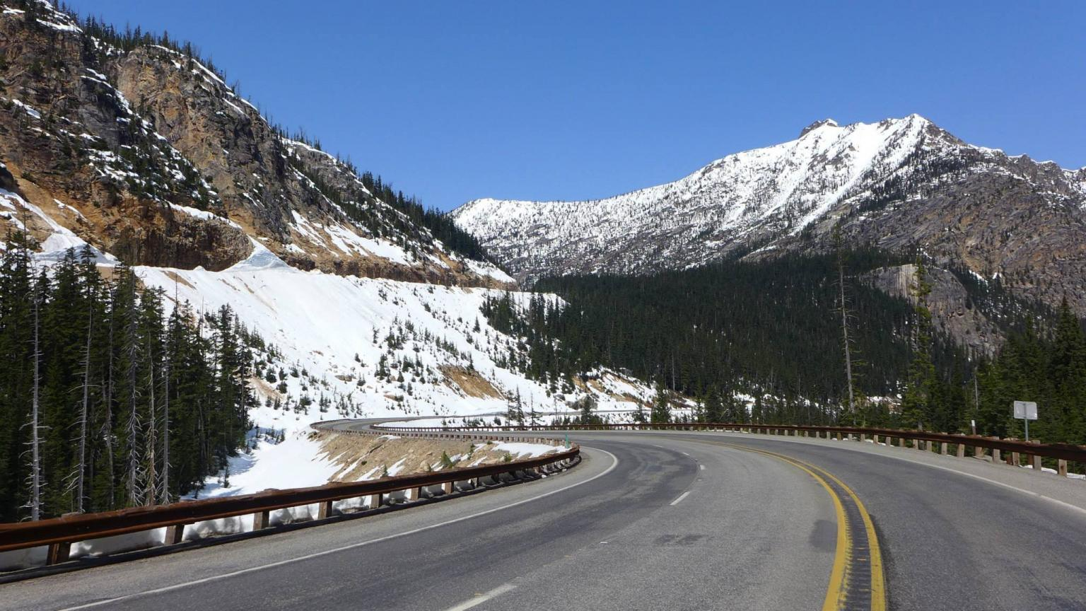 wa-20--north- Route Photo